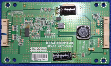 Inverter Board KLS-E320N1F-06 Rev:0.6 от LG32LE3300