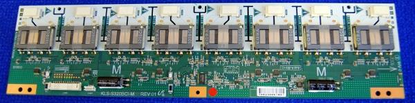 Inverter Board KLS-S320BCI-M от телевизора Sony KDL-32U2000