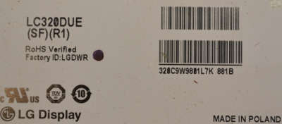 матрица LC320DUE(SF)(R4)