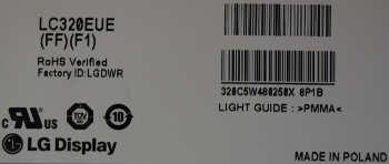 матрица LC320EUE (FF)(F1)