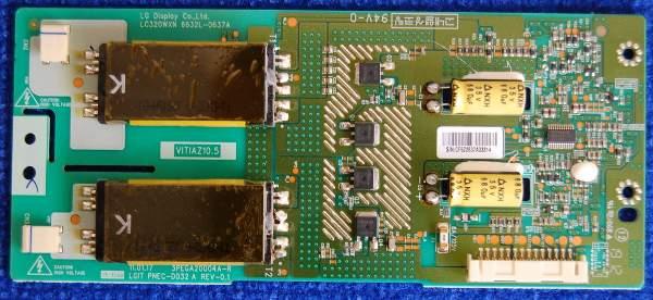 Inverter Board LC320WXN 6632L-0637A от телевизора LG 32CS460-ZA