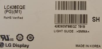 LCD-панель LC420EQE(PG)(M1)