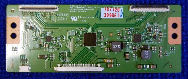 T-Con Board 6870C-0444A (LC470DUE-SFR1) от телевизора LG