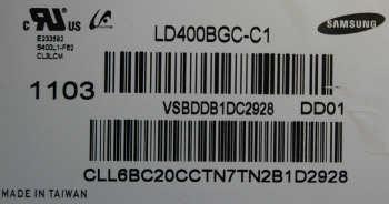 матрица LD400BGC-C1