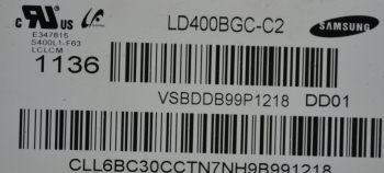 LCD панель LD400BGC-C2