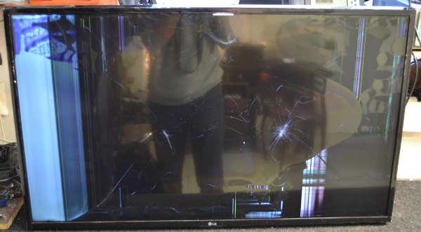 телевизор LG 43LH520V