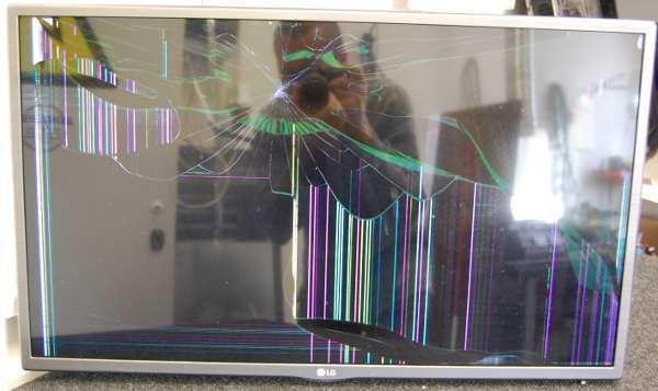 телевизор LG 32LF580U-ZA