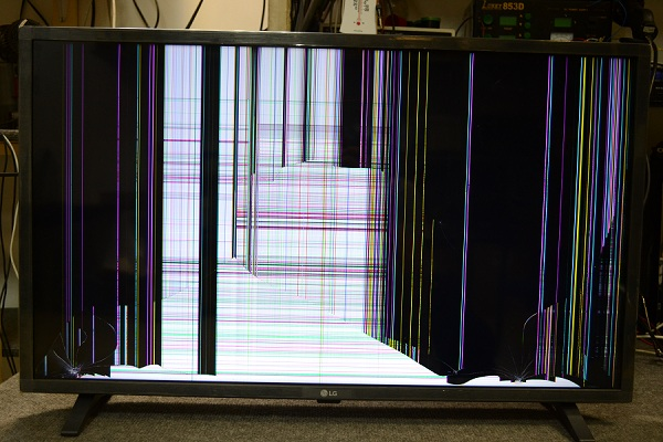 телевизор 32LM550BPLB