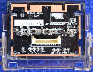 Button Board LH65_V1.0 от LG 65UH676V