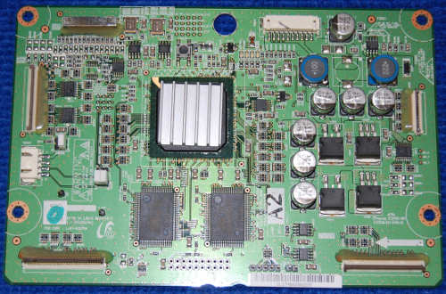Main Logic CTRL Board LJ41-03075A