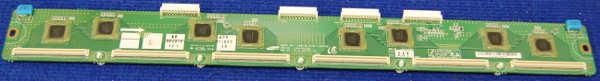 Y-buffer Board LJ41-05135A (LJ92-01495A) от телевизора Samsung PS-42C91HR, Philips 42PFP5332/10