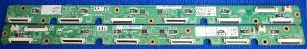 E/F-Buffer board LJ41-05138A (LJ41-05137A) от телевизора Samsung PS-42C91HR