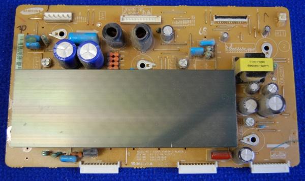 Y-Main Board LJ41-08592A (LJ92-01737A) от телевизора Samsung PS42C433A4W