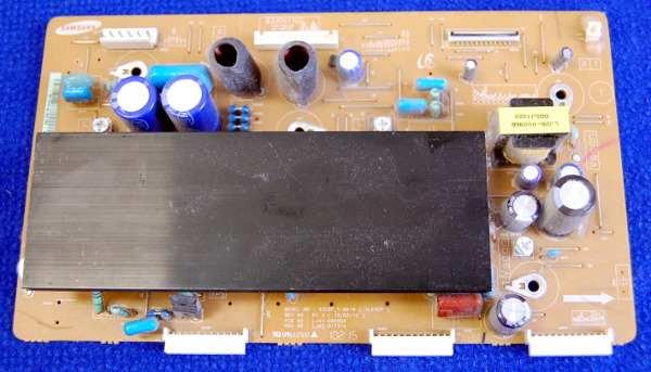 Y-Main Board LJ41-08592A (LJ92-01737A) от телевизора Samsung PS42C430A1W