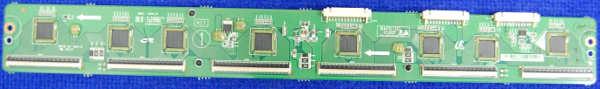 Y-Buffer Board LJ41-08594A (LJ92-01739A) от телевизора Samsung PS42C430A1W