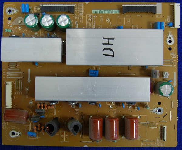 X-Main Board LJ41-09422A (LJ92-01759A) от телевизора Samsung PS51D452A5W, PS51D450A2W