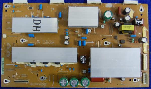 Y-Main Board LJ41-09423A (LJ92-01760A) от телевизора Samsung PS51D452A5W, PS51D450A2W