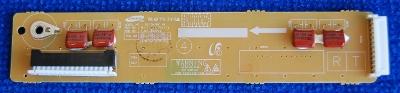 X-Buffer Board LJ41-09424A (LJ92-01761A) от телевизора Samsung PS51D450A2W