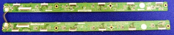 E,F-Buffer Board LJ41-09477A (LJ4109476A) от телевизора Samsung PS43D452A5W