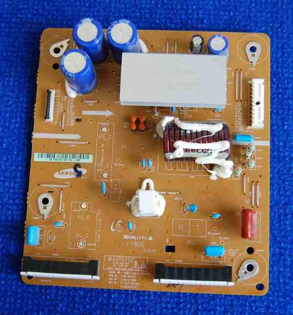 X-Main Board LJ41-09478A