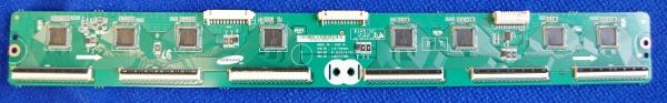 Y-buffer Board LJ41-09480A (LJ92-01798A) от телевизора Samsung PS43D452A5W, PS43D490A1W, PS43D450A2W