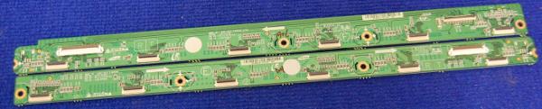 E,F-Buffer Board LJ41-10134A,LJ41-10135A от телевизора Samsung PS43E490B2W