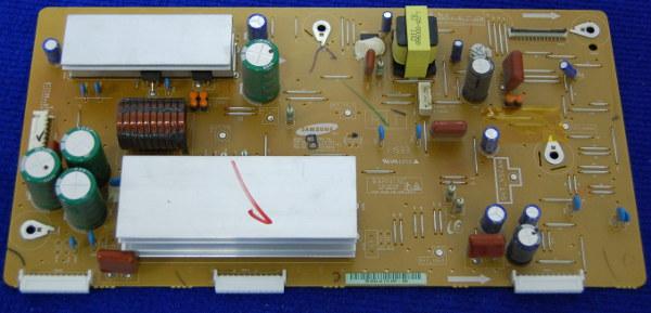 Y-Sustain Board LJ41-10136A (LJ92-01854A) от телевизора Samsung PS43E490B2W, PS43E450A1W