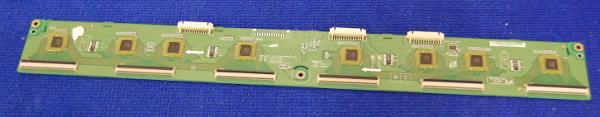 Y-Buffer Board LJ41-10183A (LJ92-01882A) от телевизора Samsung PS51E452A4W