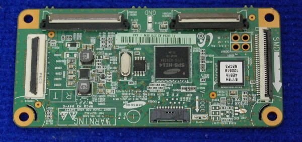 Main Logic CTRL Board LJ41-10184A (LJ92-01883A) от телевизора Samsung PS51E452A4W