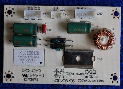 X-Buffer Board LKP-LE023 LK-LE320212B