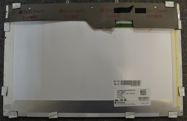 Дисплей LP171WU7(TL)(D1) 6091L-1101A