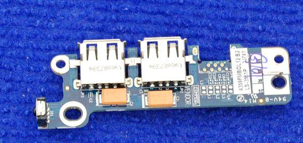 USB Board LS3551P от ноутбука Acer Aspire 5520