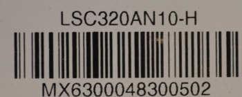 LCD панель LSC320AN10-H