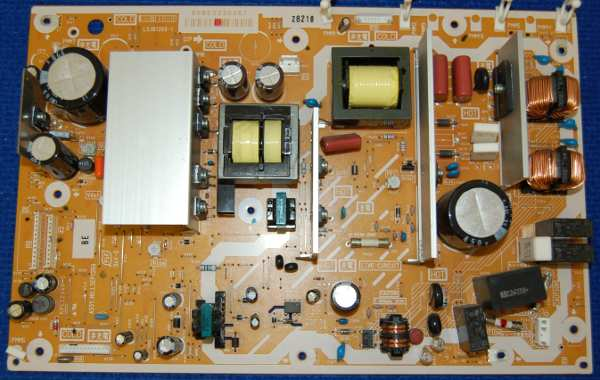Power Supply Board LSJB1260-1 от телевизора Panasonic TH-R42PV80