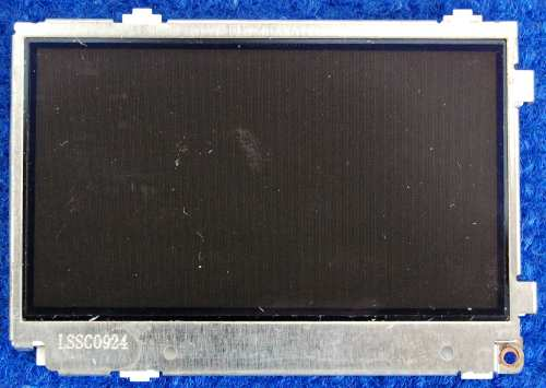 LCD экран LSJB8367-1 (VEP08367) от Panasonic SDR-H250