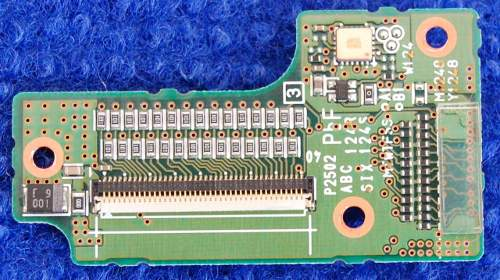 Board LSJB8398-2 (LSEP8398) от Panasonic SDR-H250