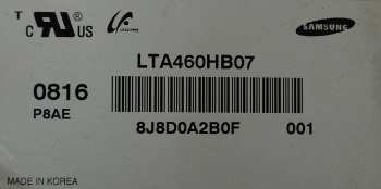 LCD LTA460HB07
