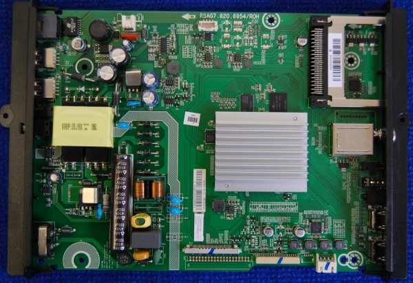 Main Board LTDN40K3110WT RSAG7.820.6954/ROH DX202975R от телевизора Dexp F40C8000H