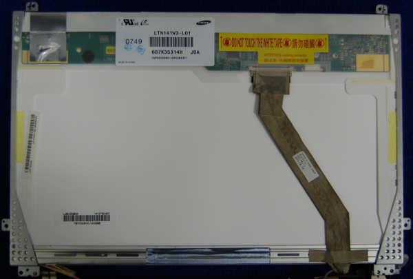 LCD панель LTN141W3-L01  от ноутбука