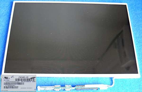 Подсветка с платами инвертеров (LCD панель без стекла) Samsung LTN154X5-L02