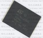 Микросхема FLASH-памяти M29W128 (128Mbit)