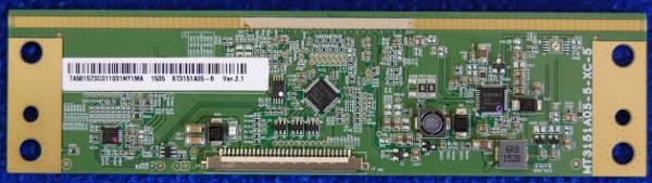 T-Con Board MT3151A05-5-XC-5 от телевизора Fusion FLTV-32C12 V1P14, BBK 28LEM-1022/T2C, Telefunken TF-LED32S6