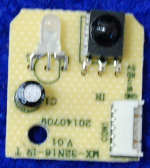 IR Board MX-32N16-IR от телевизора BBK 40LEX-5026/FT2C