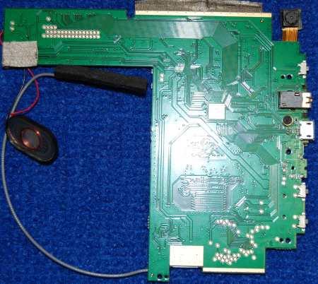 Основная плата A86 MB V4.0 от планшета Prestigio PMP3670B Multipad 7.0