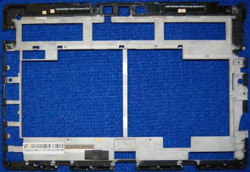 Средняя часть корпуса с антеннами 14007-00370200 от планшета Asus TF300TG