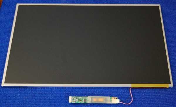 Дисплей N154I2-L02 Rev.C1 15.4'' с платой инвертера от ноутбука