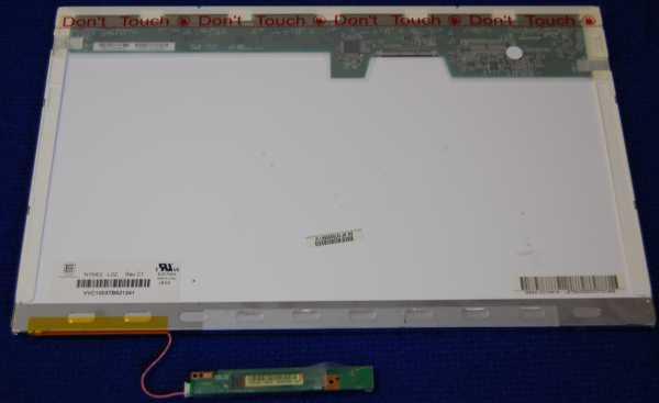 Дисплей N154I2-L02 Rev.C1 15.4'' с платой инвертера