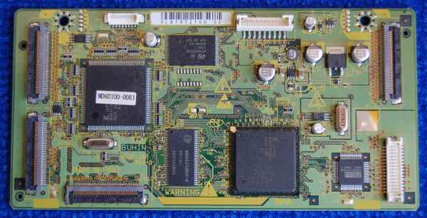 Logic Board ND25001-D072 (NCOP-26P 94V-0) от телевизора Philips 42PF5331/10
