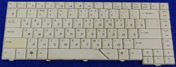 Клавиатура NSK-H2V0R (9JN5982V0R) от ноутбука  Acer Aspire 4315