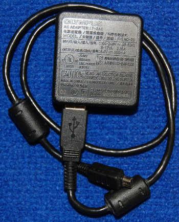 Зарядное устройство для фотоаппарата Olympus SP-720UZ